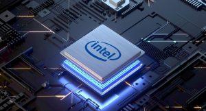 Intel aandelen, Aandeel intel koers