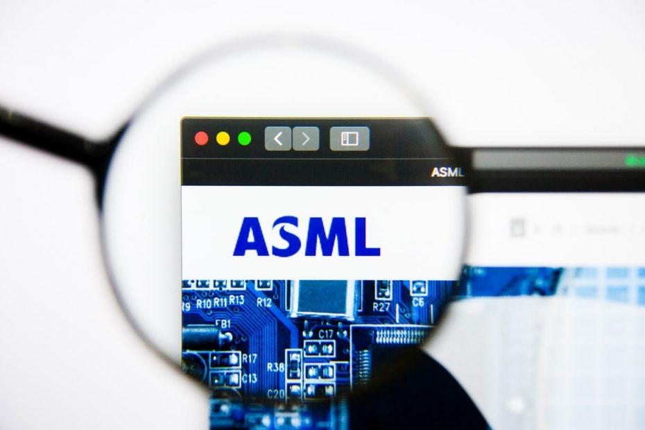 asml aandelen, aandeel asml koers