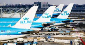 Air France KLM aandelen kopen, aandeel KLM air France koers