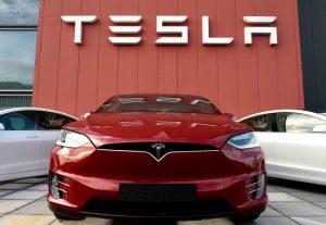Tesla aandelen kopen, aandeel tesla koers