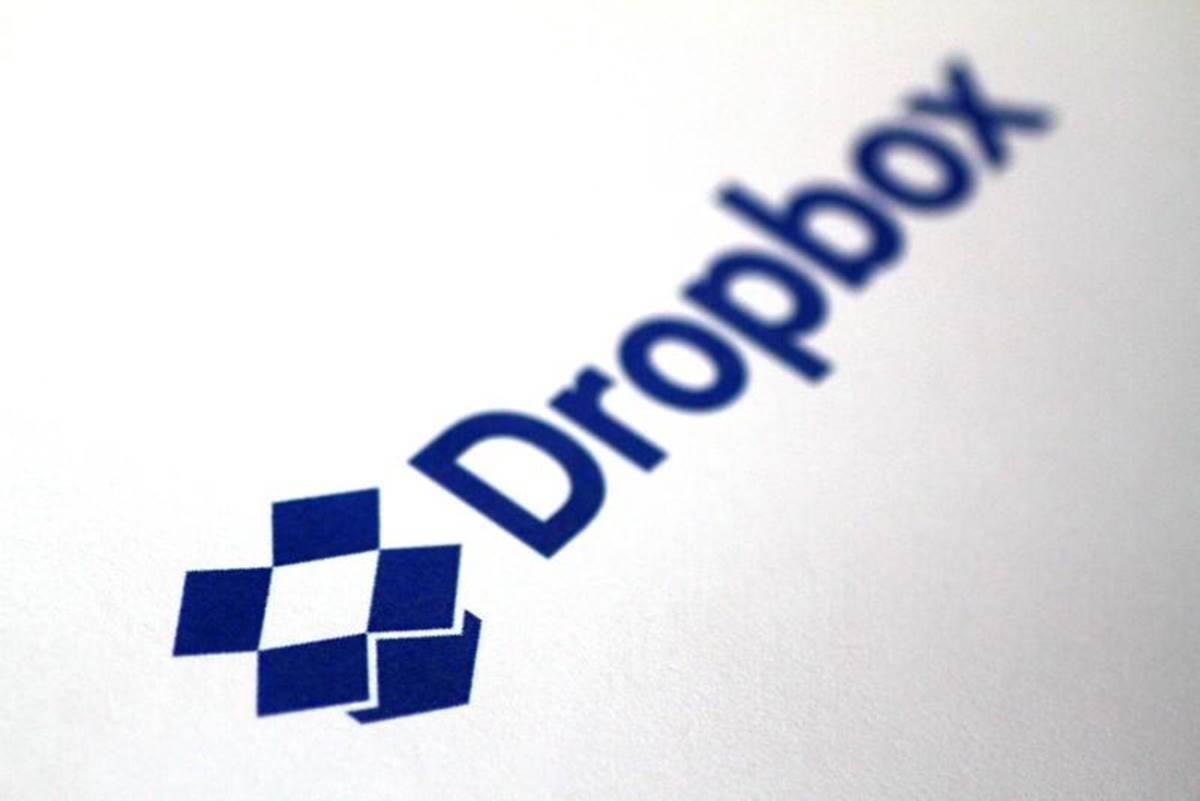 dropbox aandelen kopen, dropbox koers
