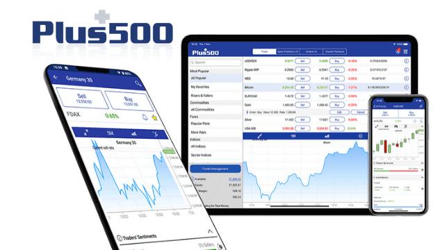 Plus500 beleggingsrekening, Plus500 beleggen, cfd beleggen, cfd broker