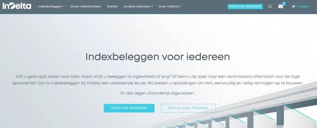beste brokers vergelijken, Online brokers, Goedkoopste broker, Top 10 brokers Nederland, InDelta
