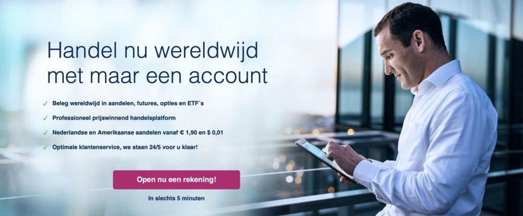 beste brokers vergelijken, Online brokers, Goedkoopste broker, Top 10 brokers Nederland, FXFlat broker