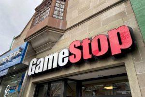 GameStop aandelen kopen, aandeel gamestop koers
