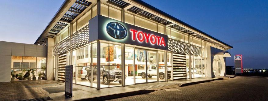 Toyota aandelen kopen, aandeel Toyota koers
